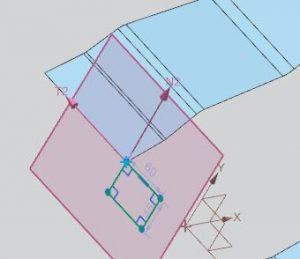 siemsn nx variational sweep creates curves