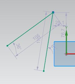 continuous auto dimensioning in siemens nx