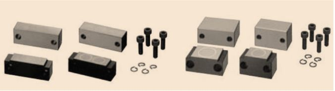 Parting-lock-set-use-magnetism