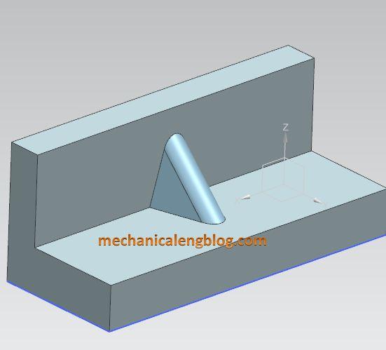 siemens nx modeling dart command