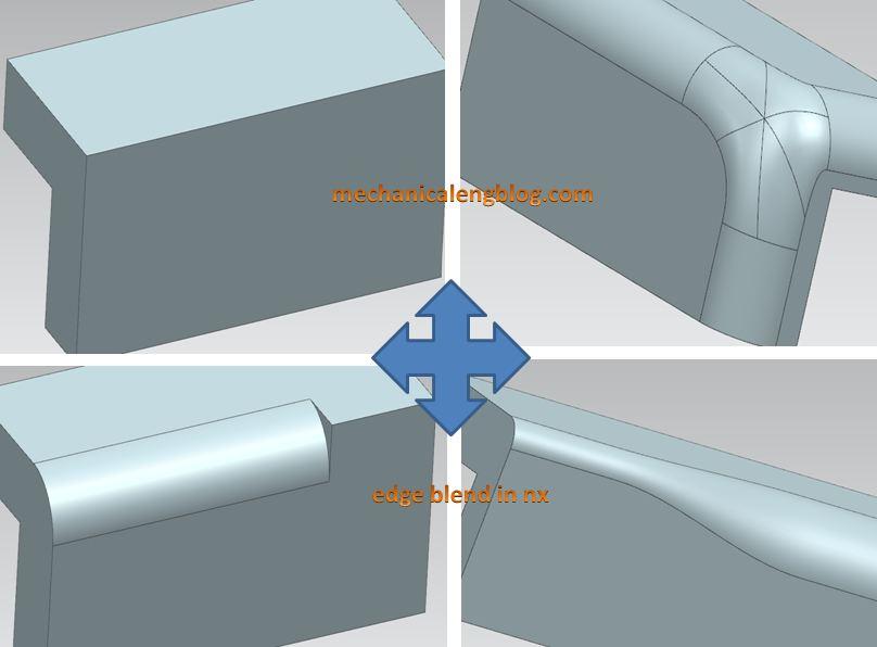 siemens nx modeling edge blend command