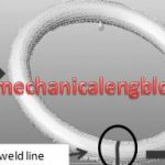 weld line in injection molding