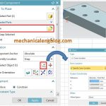 add new component in nx assembly