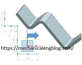 Siemens nx sheet metal contour flange