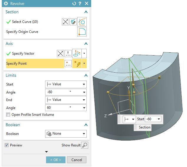How to design fan in Siemens nx 2