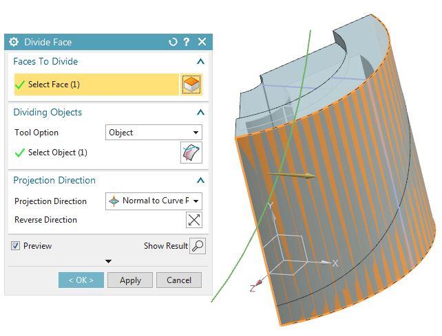 How to design fan in Siemens nx 4