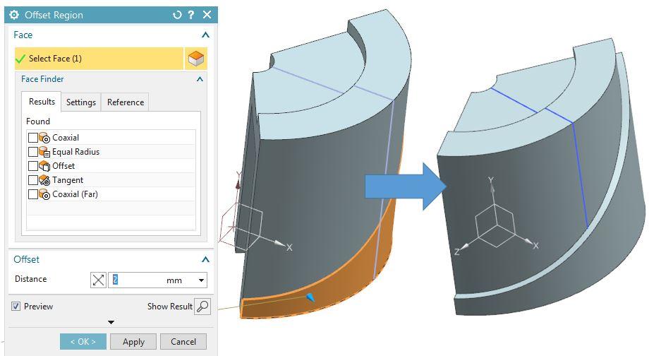 How to design fan in Siemens nx 5