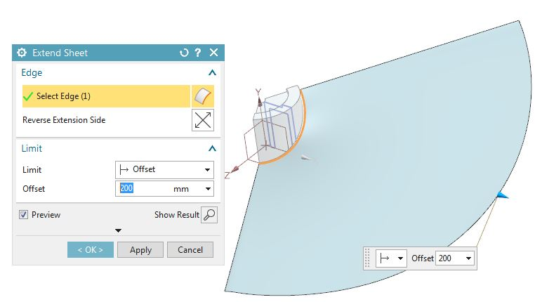 How to design fan in Siemens nx 6