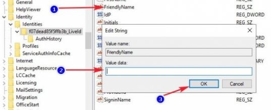 remove user name from title bar office 365 3