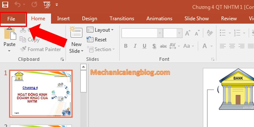 Convert from powerpoint to word document automatically 1