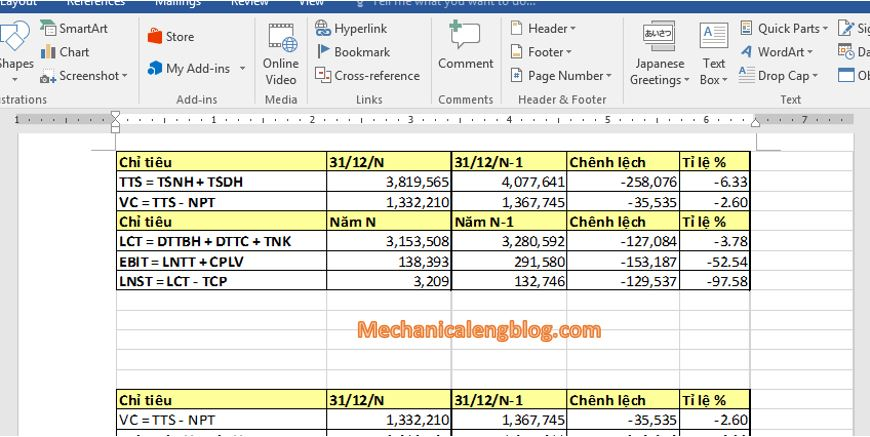 insert excel data to word by Inserting a whole Excel file 5