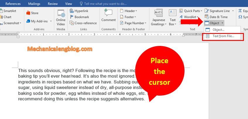 merge multiple word document file 2