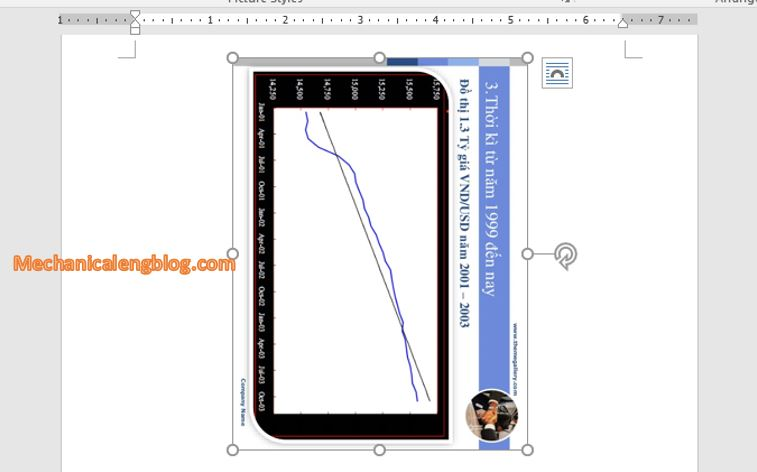 rotate image in Word 5