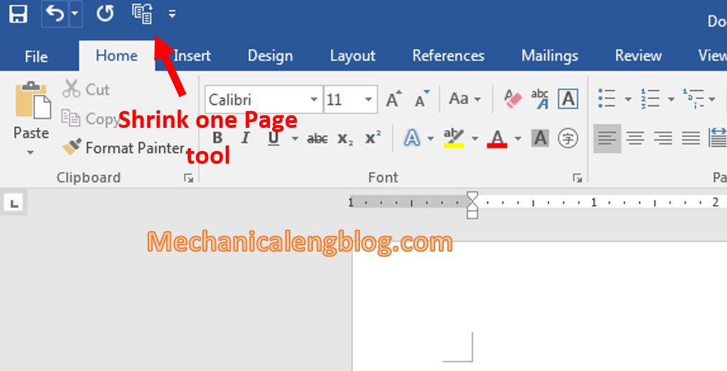 collapse text in Word 5