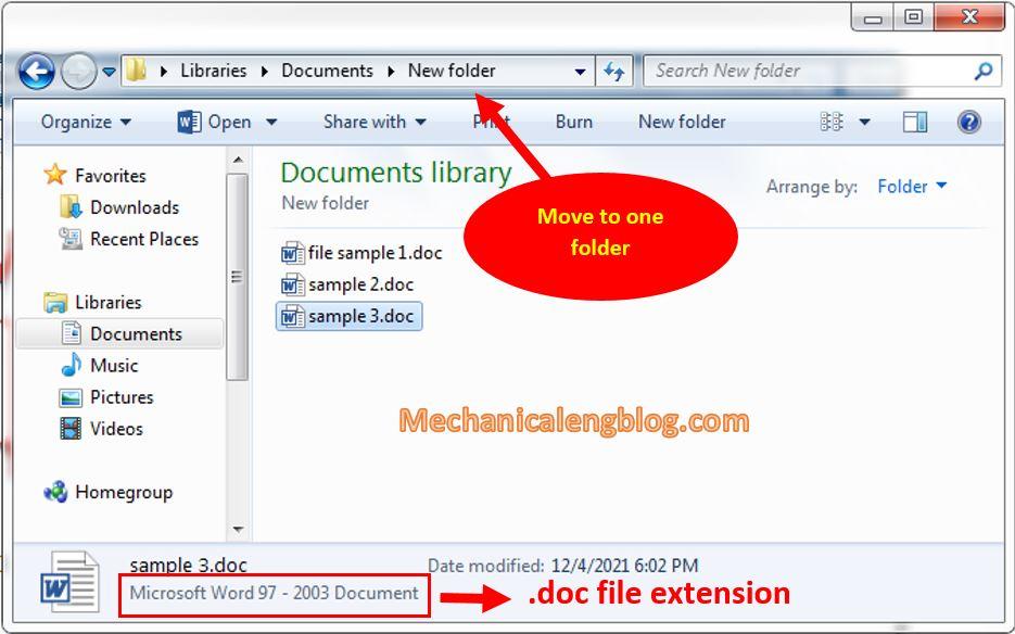 convert doc to docx Using VBA code 1