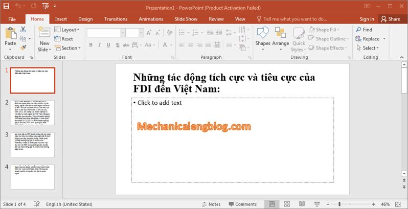 convert word to powerpoint 5