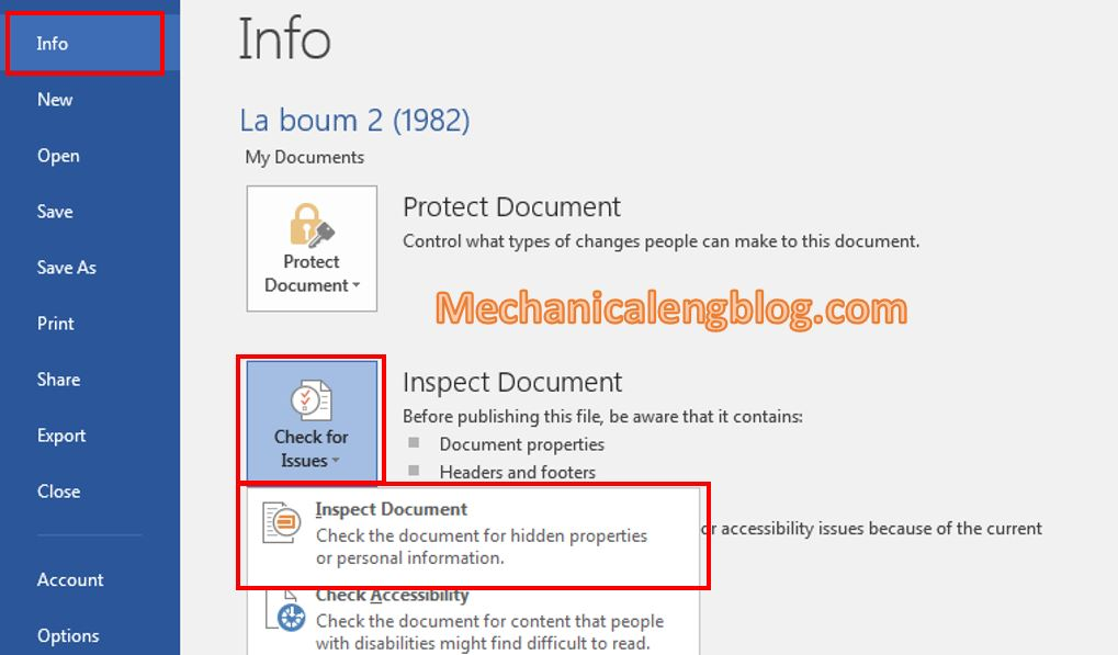 Remove header and footer in word quickly 1