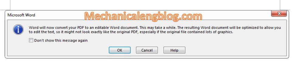 edit pdf in word 2