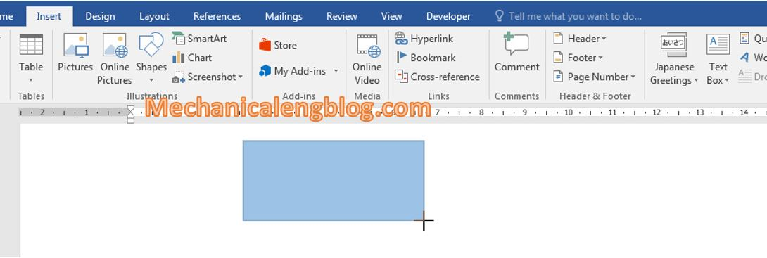 How to rotate text in Word 2