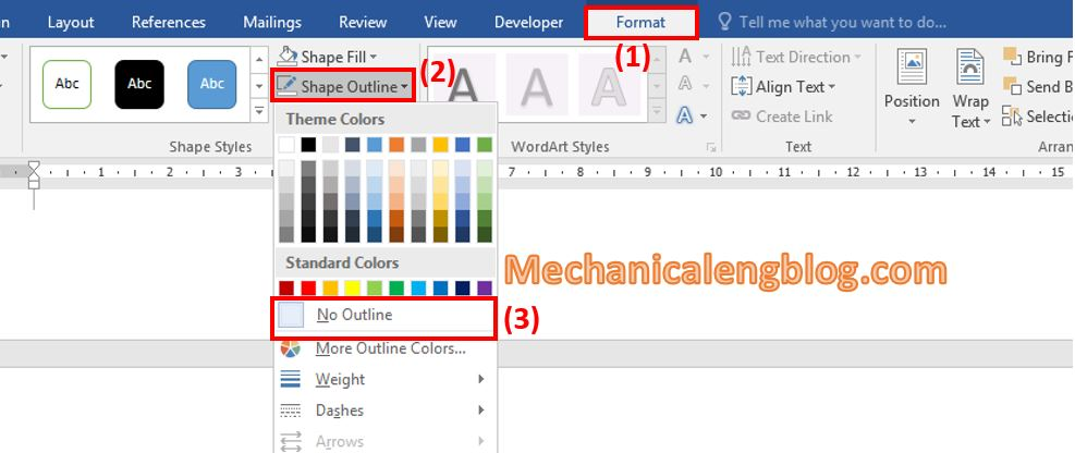 How to rotate text in Word 6