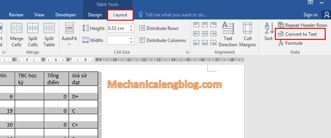 how to copy data from excel to word 7
