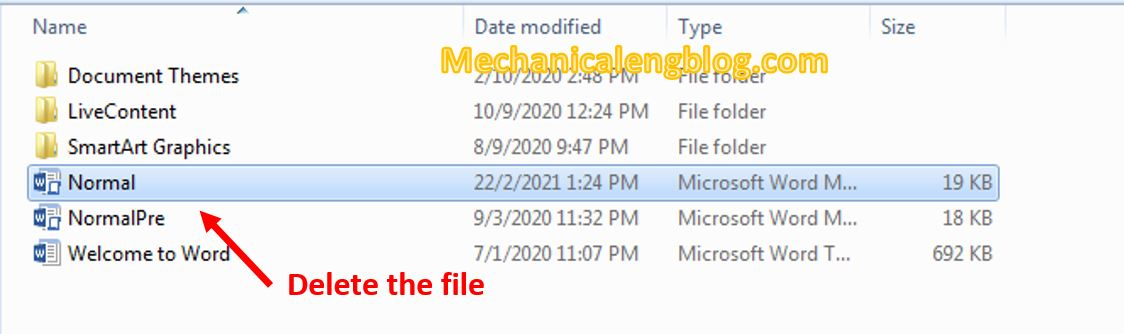 turn off Compatibility mode in Word 4