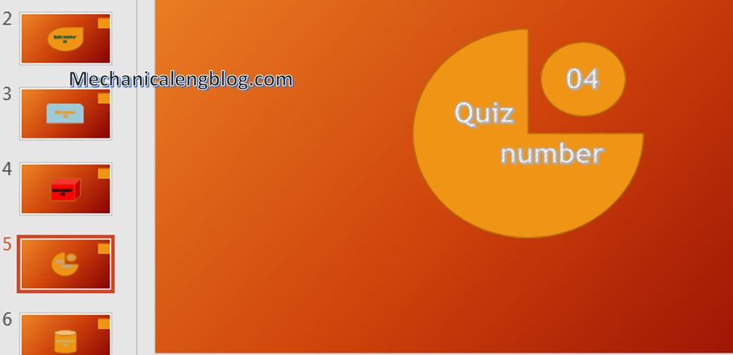 How to make quiz game in PowerPoint 12