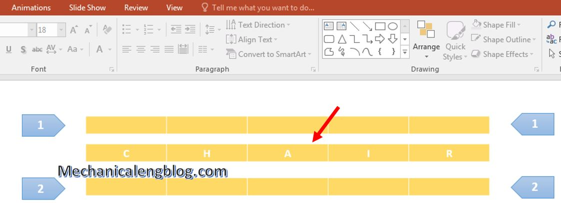 How to make quiz game in PowerPoint 6