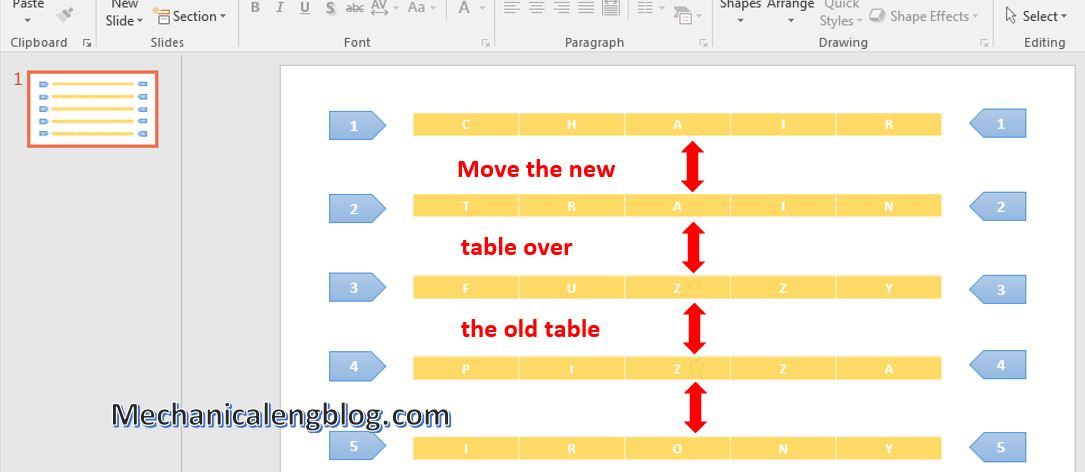 How to make quiz game in PowerPoint 7