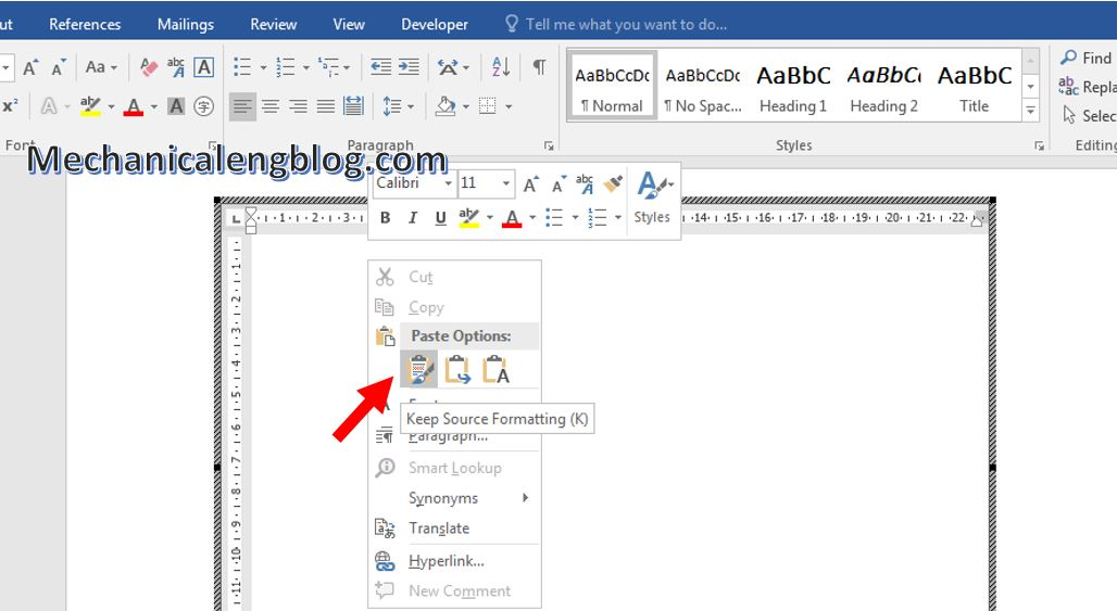 copy table from word to ppt 4