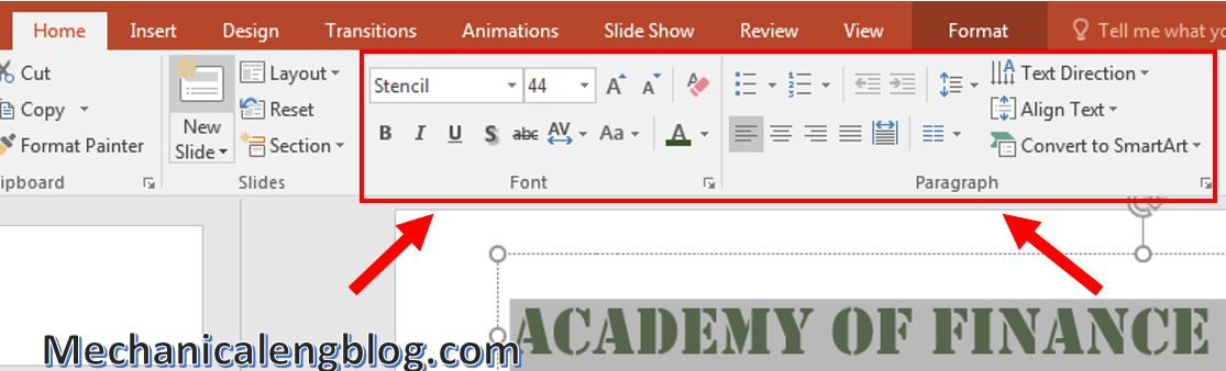 how to create a powerpoint presentation 4