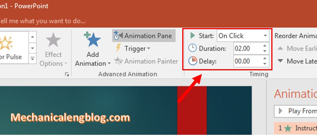 make transitions in powerpoint 8