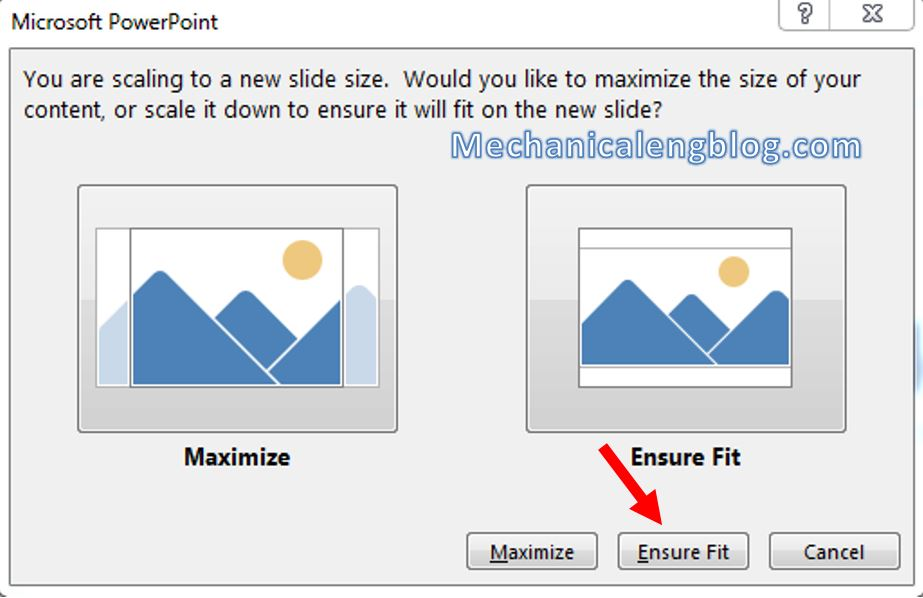 How to make a flyer in Powerpoint 4