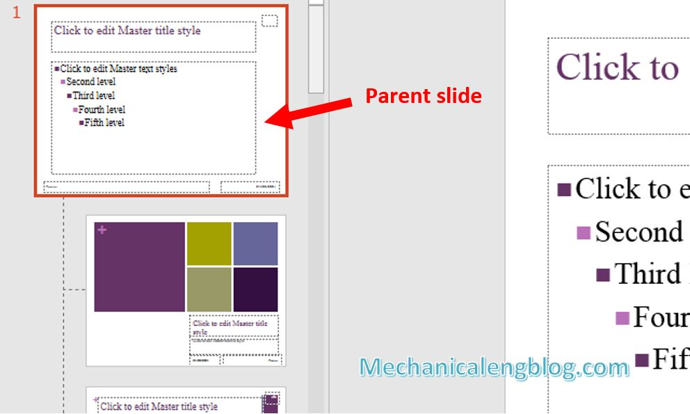 How to add watermark in PowerPoint 5