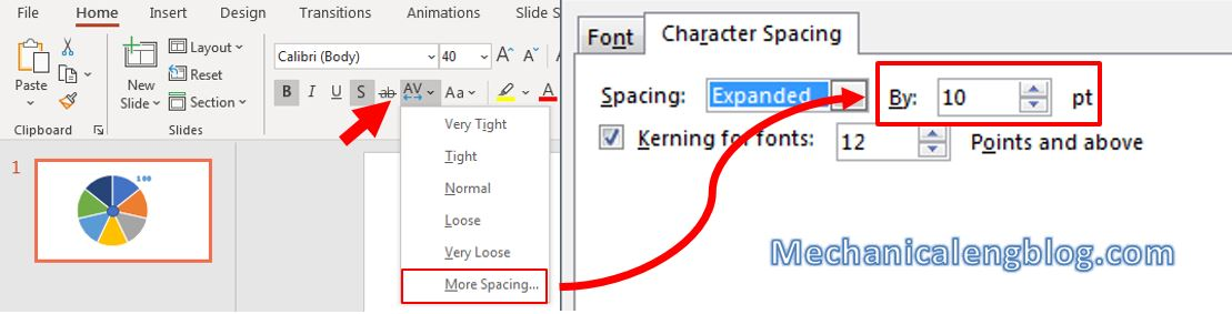 How to make a game on powerpoint 7