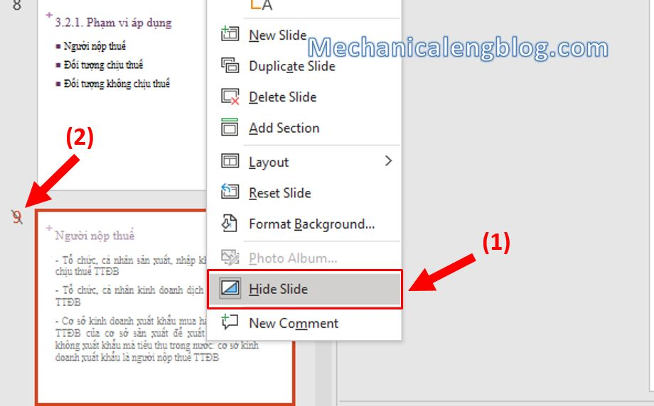 How to edit slide in PowerPoint 7