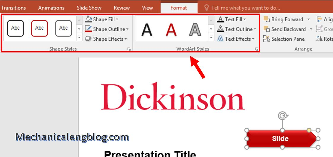How to create Hyperlink in PowerPoint 2