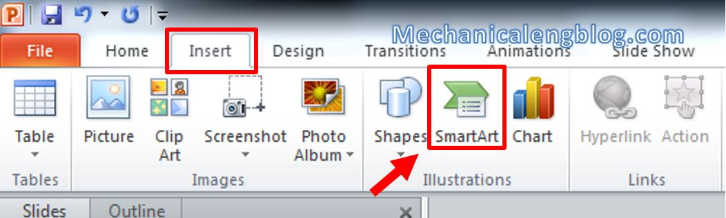 How to create mind map in powerpoint 11