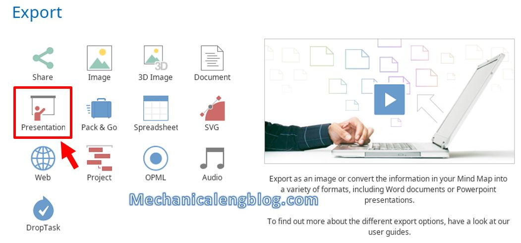 How to create mind map in powerpoint 6
