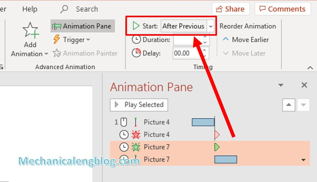 How to create powerpoint motion path 14