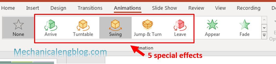 Insert 3D model in PowerPoint 7