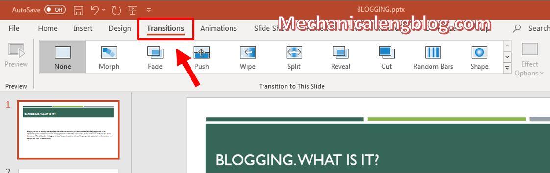 create a self-running PowerPoint presentation 1