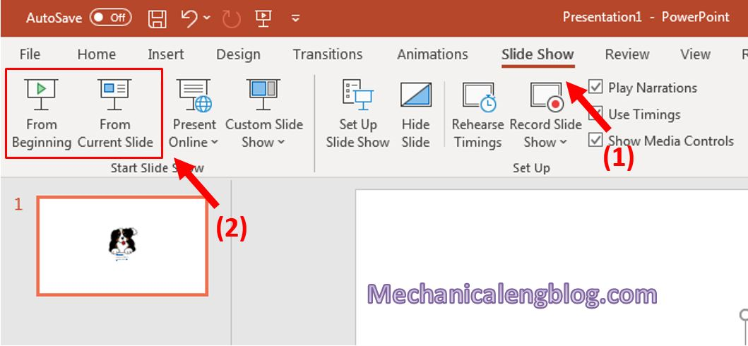 how to insert gif in powerpoint 4